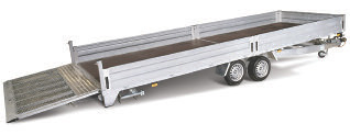 Släpvagnar Fogelsta 6520